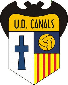 Escudo de U.D. CANALS (VALENCIA)