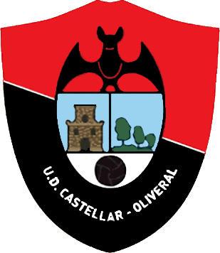 Escudo de U.D. CASTELLAR-OLIVERAL (VALENCIA)