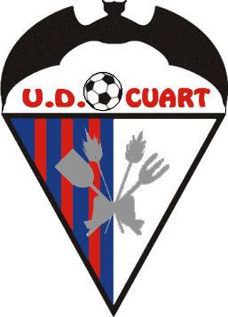 Escudo de U.D. CUART (VALENCIA)