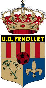 Escudo de U.D. FENOLLET (VALENCIA)