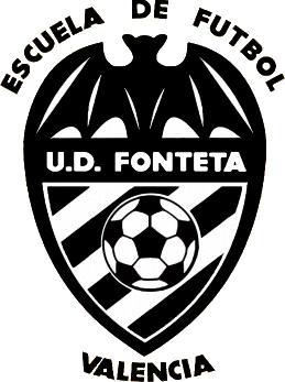 Escudo de U.D. FONTETA (VALENCIA)
