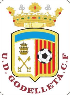 Escudo de U.D. GODELLETA C.F. (VALENCIA)