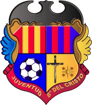 Escudo de U.D. JUVENTUD Bº DEL CRISTO (VALENCIA)