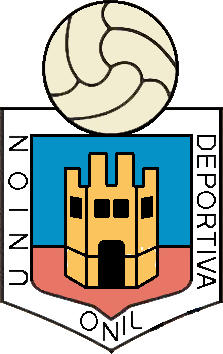 Escudo de U.D. ONIL (VALENCIA)