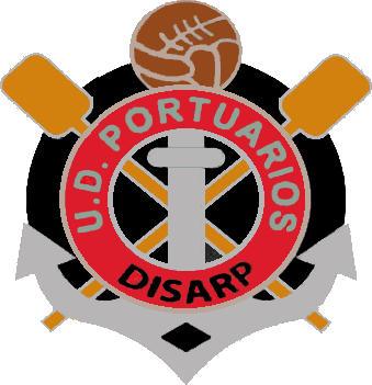 Escudo de U.D. PORTUARIOS (VALENCIA)
