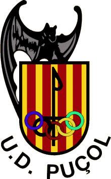 Escudo de U.D. PUÇOL (VALENCIA)