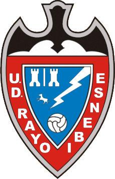 Escudo de U.D. RAYO IBENSE (VALENCIA)