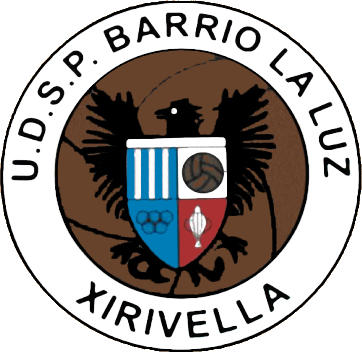 Escudo de U.D. S.P. BARRIO LA LUZ (VALENCIA)