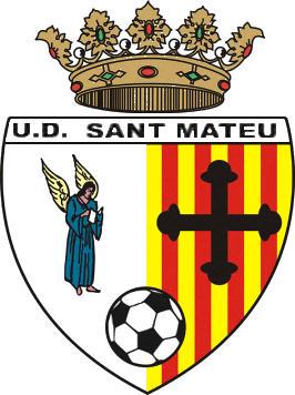 Escudo de U.D. SANT MATEU (VALENCIA)