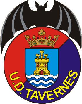 Escudo de U.D. TAVERNES (VALENCIA)