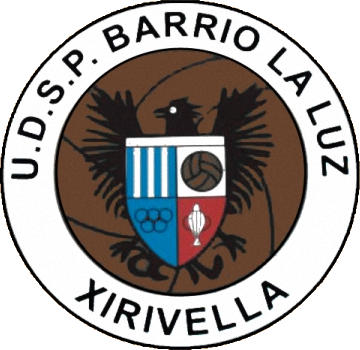 Escudo de U.D.SP. BARRIO LA LUZ (VALENCIA)