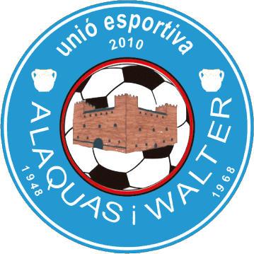 Escudo de U.E. ALAQUAS I WALTER (VALENCIA)