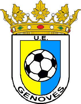 Escudo de U.E. GENOVÉS (VALENCIA)