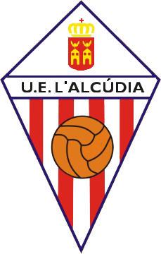 Escudo de U.E. L'ALCÚDIA (VALENCIA)