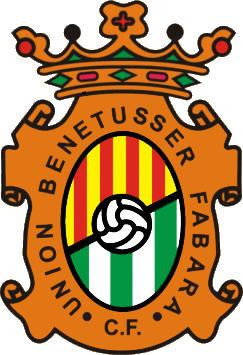 Escudo de UNIÓN BENETUSER FABARA C.F. (VALENCIA)
