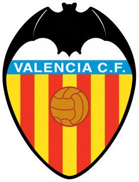 Escudo de VALENCIA C.F. (VALENCIA)