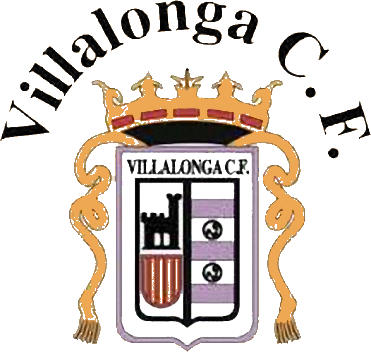 Escudo de VILLALONGA C.F. (VALENCIA)