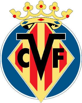 Escudo de VILLARREAL CF (VALENCIA)