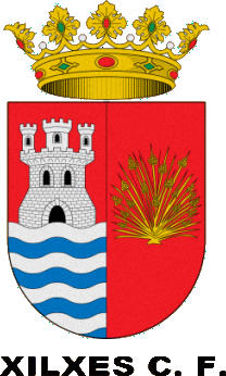 Escudo de XILXES C.F. HASTA 2019 (VALENCIA)