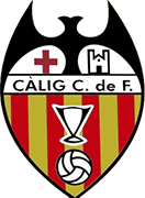 Escudo de CÀLIG C.F.