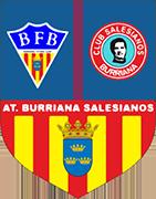 Escudo de C.F. AT. BURRIANA SALESIANOS