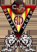 Escudo de C.F. ATLÉTIC MURO