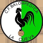Escudo de C.F. BALOMPÉDICA LA CUEVA