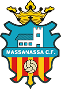 Escudo de MASSANASSA C.F.