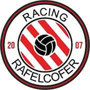 Escudo de RACING RAFELCOFER C.F.