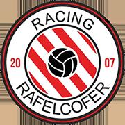 Escudo de RACING RAFELCOFER C.F.