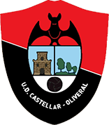 Escudo de U.D. CASTELLAR-OLIVERAL
