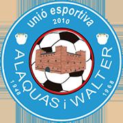 Escudo de U.E. ALAQUAS I WALTER
