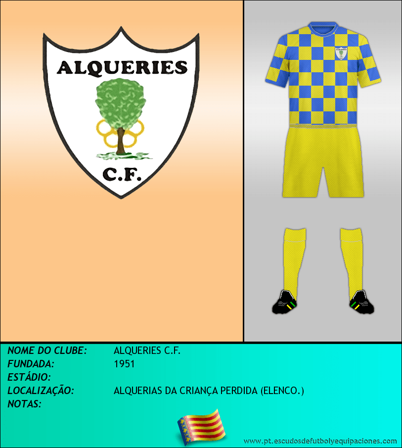 Escudo de ALQUERIES C.F.