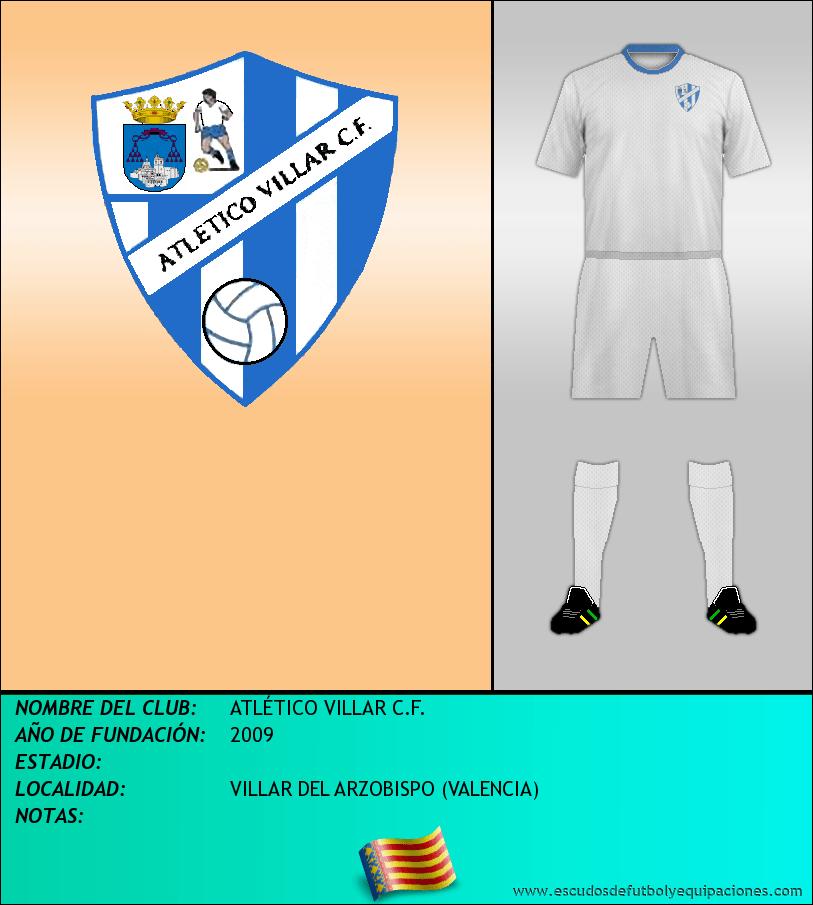 Escudo de ATLÉTICO VILLAR C.F.