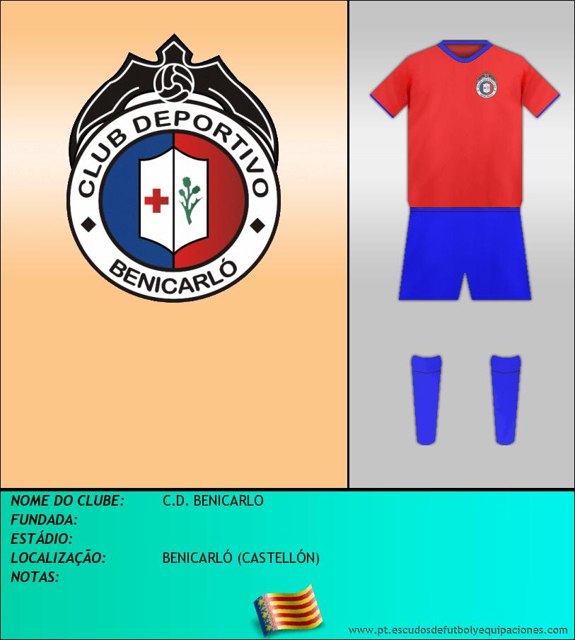 Escudo de C.D. BENICARLO