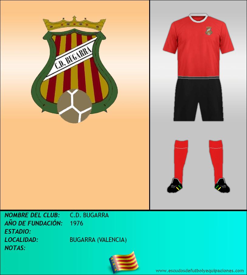 Escudo de C.D. BUGARRA