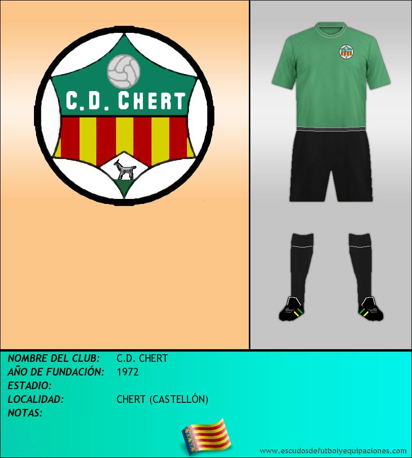 Escudo de C.D. CHERT