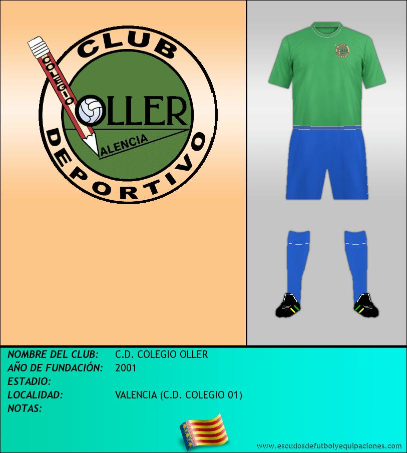 Escudo de C.D. COLEGIO OLLER