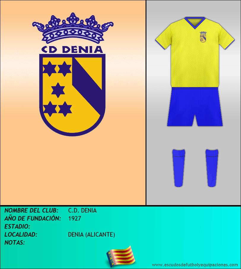 Escudo de C.D. DENIA