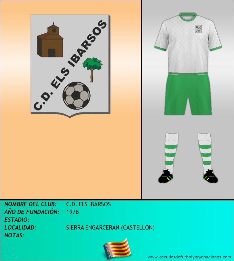 Escudo de C.D. ELS IBARSOS