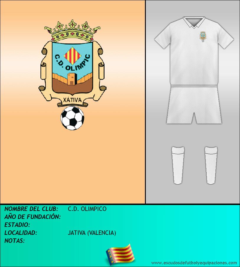 Escudo de C.D. OLIMPICO