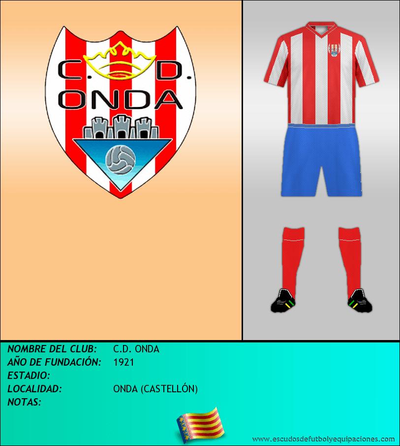 Escudo de C.D. ONDA