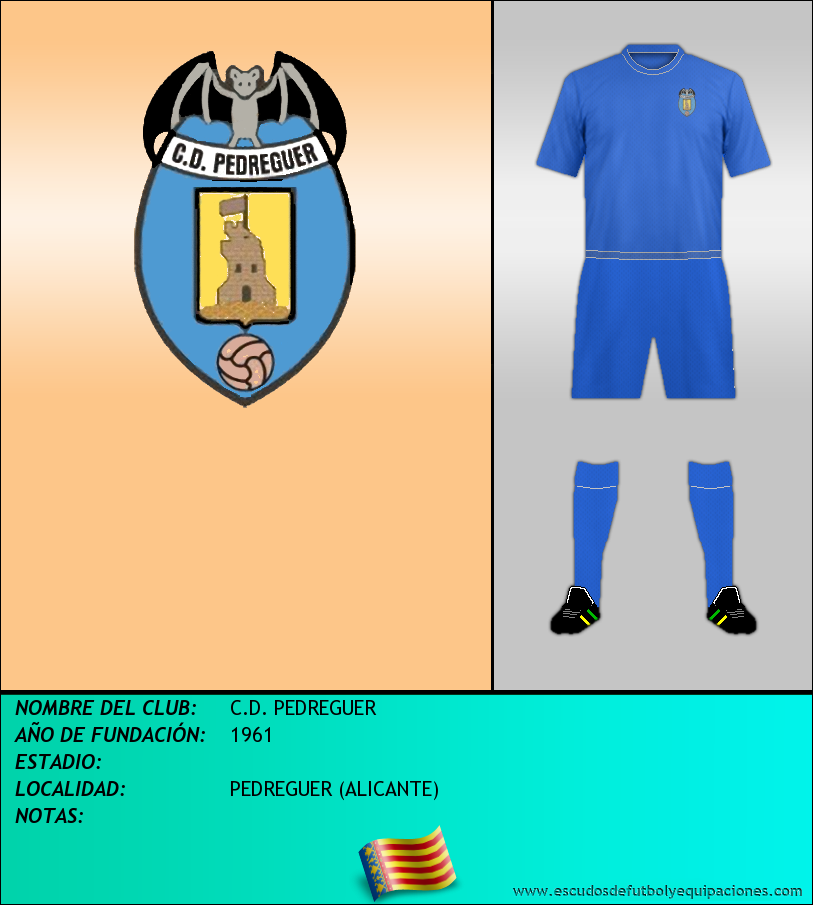 Escudo de C.D. PEDREGUER