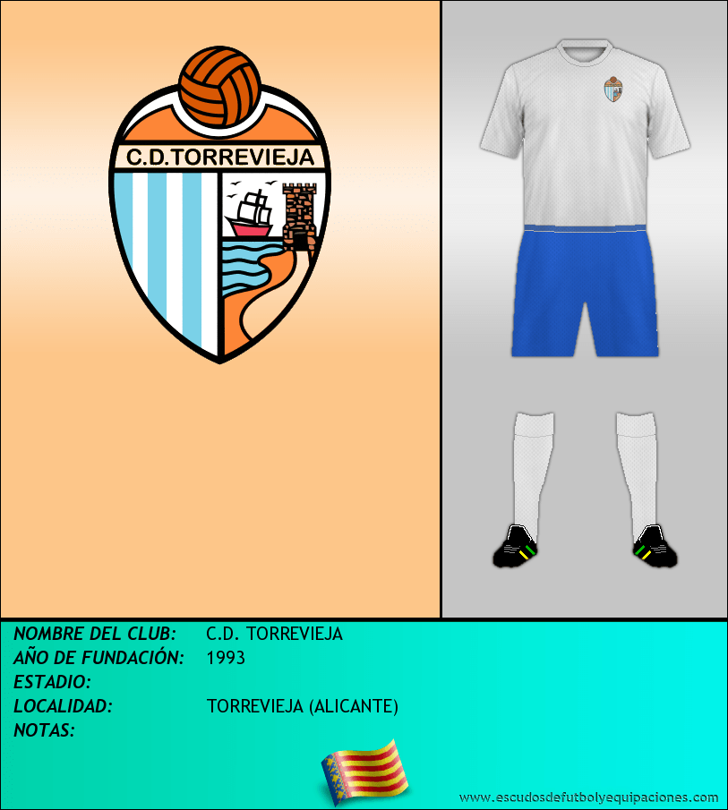 Escudo de C.D. TORREVIEJA