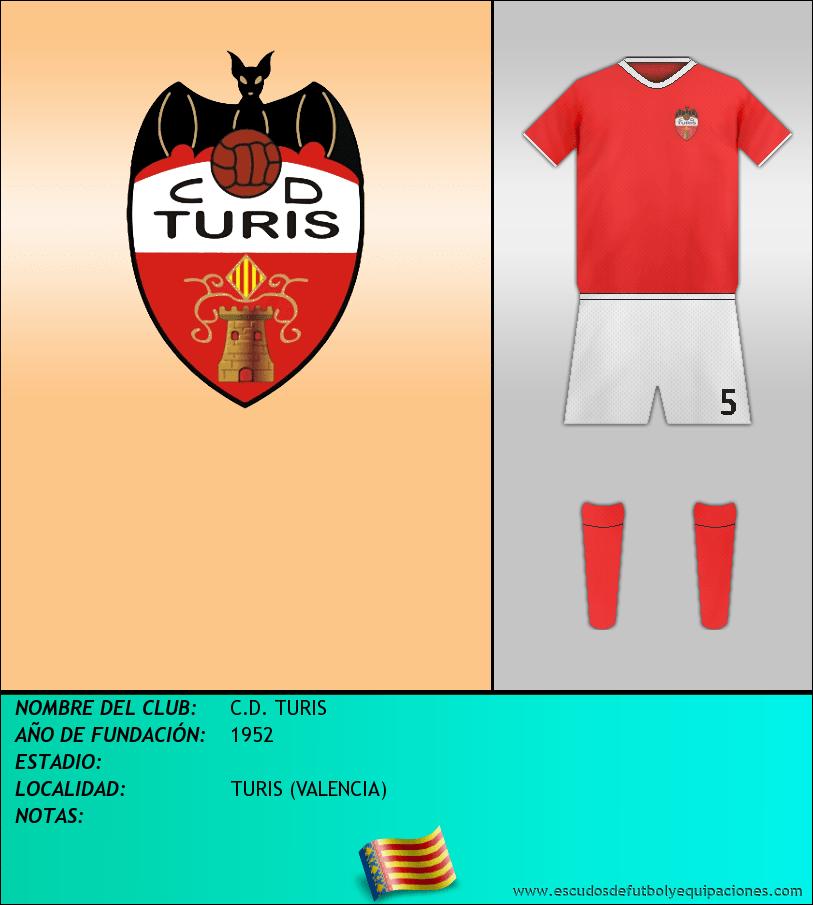 Escudo de C.D. TURIS