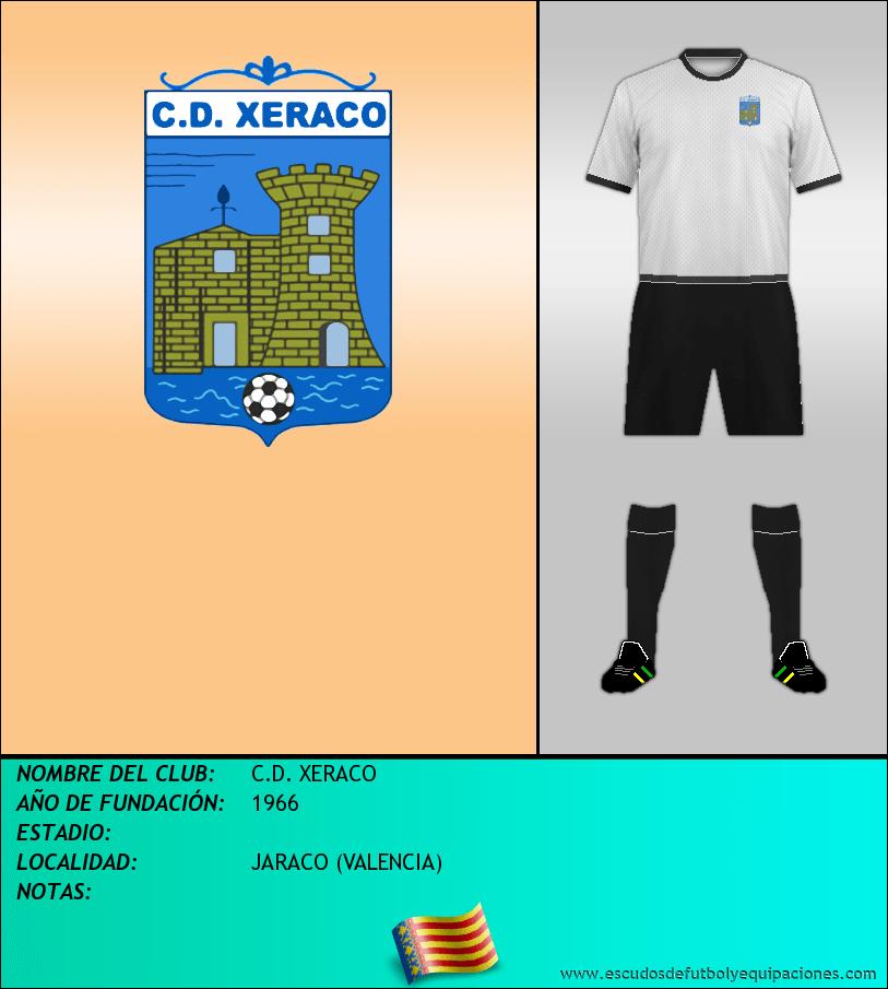 Escudo de C.D. XERACO