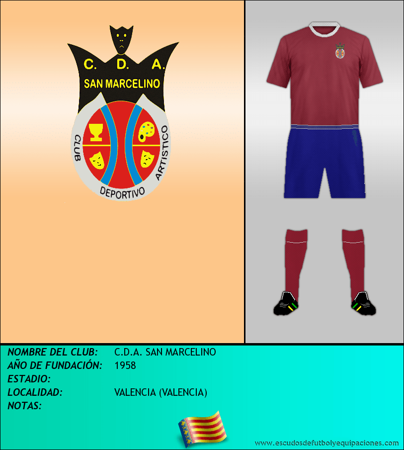 Escudo de C.D.A. SAN MARCELINO