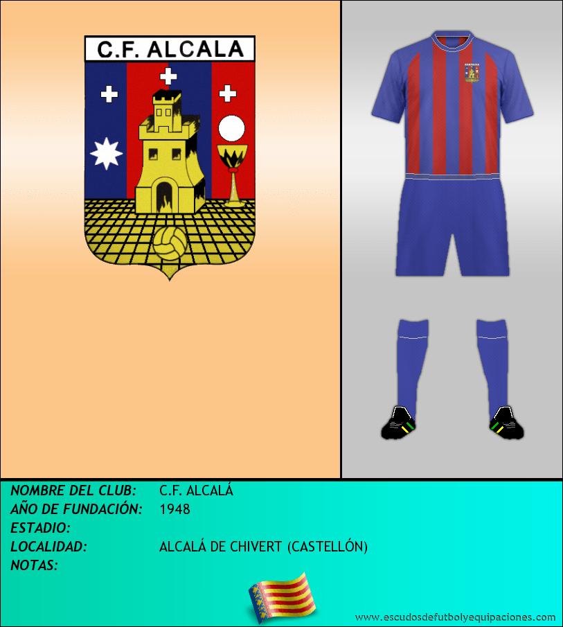 Escudo de C.F. ALCALÁ