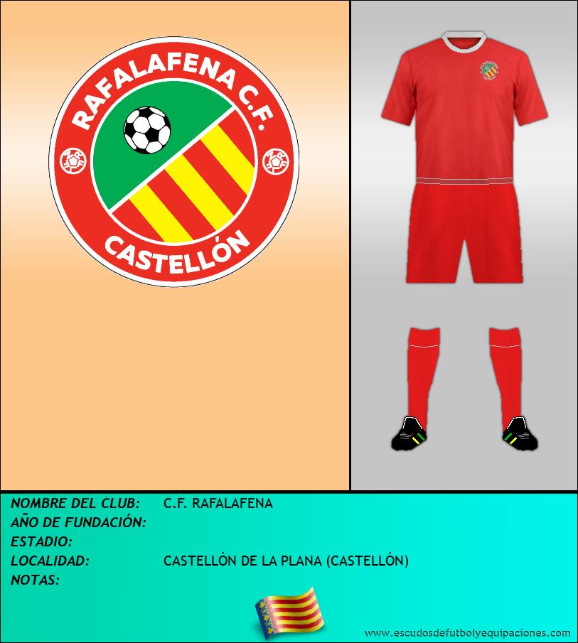 Escudo de C.F. RAFALAFENA