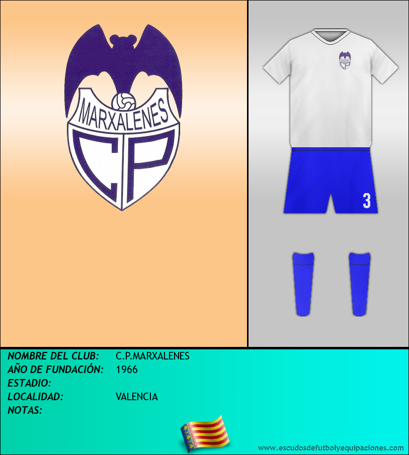 Escudo de C.P.MARXALENES